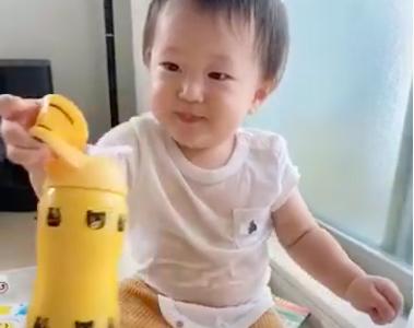 1歳3ヶ月の男の子の動作を見てみよう